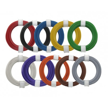 10x cables decoder 0'14mm²