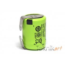 NiMH 300mAh battery
