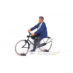 Ciclista H0 Home (Model muntat)