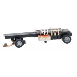 Kit with chassis for vans