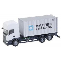 Camión Scania R 13 TL Contenedor Maersk
