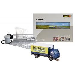 Start Set CS camión DACHSER