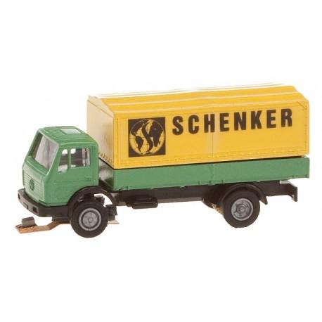 Truck MB SK SCHENKER
