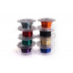 8x Cable 0.2mmØ