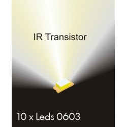 Fototransistors IR 0603