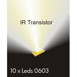 IR Phototransistors 0603