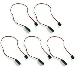 5x Cable d'extensió per a Servo