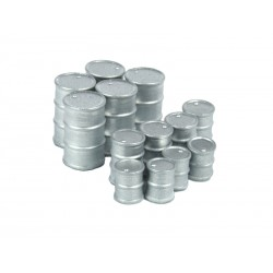 Silver drums