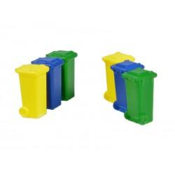 Contenedores de 100L de Reciclaje