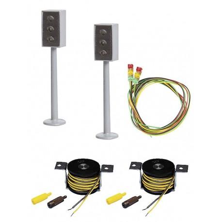 Remarkable Traffic Lights Kit Teknikart Wiring Digital Resources Pelapshebarightsorg