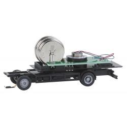 Chasis para conversion de camiones