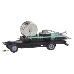 Chassis for truck conversion
