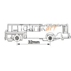 Chasis BM-01 (32mm)