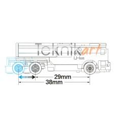 Chassis WBM-L02 (29-38mm)