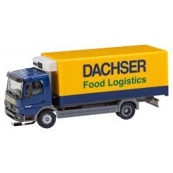 Camió MB Atego frigorífic Dachser