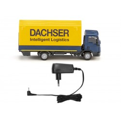 "MAN TGL truck of ""Dachser"""