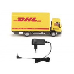 "MAN TGL truck of ""DHL"""