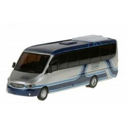 Micro-bus Mercedes Ferqui de ALSA