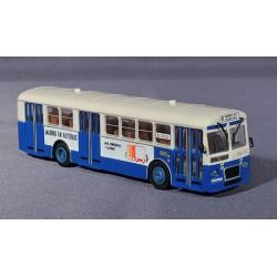Pegaso 6035 bus from Gijón (Line Musel)