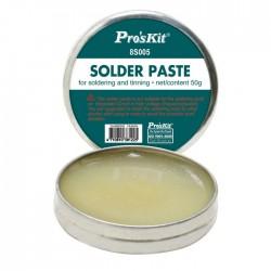 Pasta de soldadura tipo gel (50g)