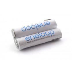 NiMH battery 2'4V 800mA
