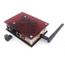 Interface radio control 2.4GHz (DCC y PC)