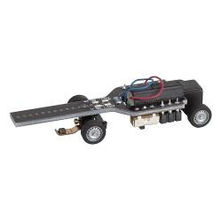 Kit con chasis para furgonetas