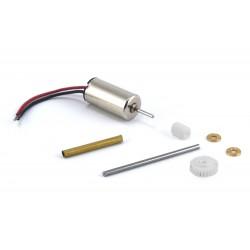 Motor DC-Car de 6mm con reductora (kit)